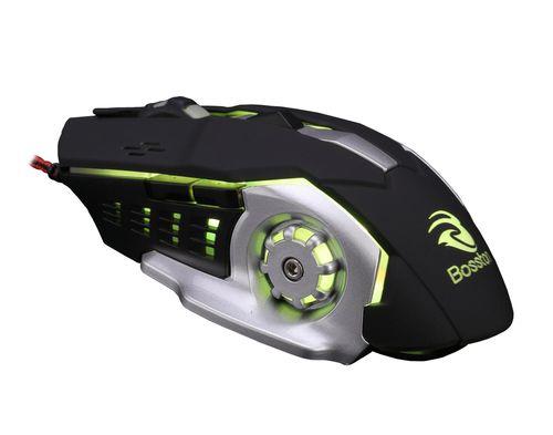 Chuột Bosston BS-12 LED Chuyên Game - DPI 3600