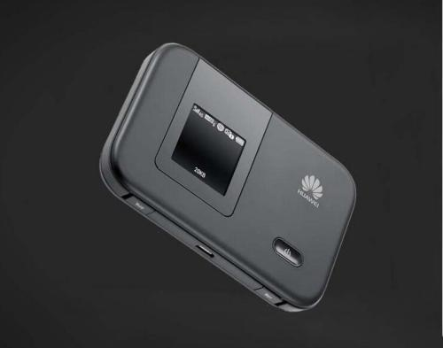 Bộ Phát Wifi 4G Huawei E5372 - màn hình LCD hỗ trợ cùng lúc 11 người