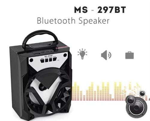 Loa Bluetooth xách tay MS-297BT