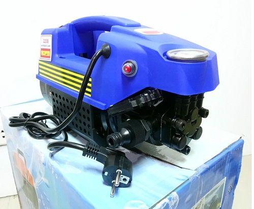 Máy rửa xe máy ô tô Kashima 2208E - Công suất 1800W