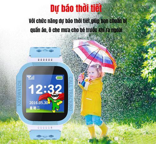 Đồng hồ định vị trẻ em giá rẻ H352 tiếng Việt hỗ trợ nghe gọi (y7)