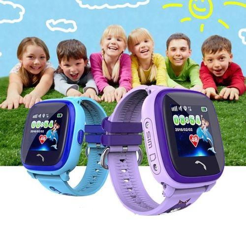 Top 5 mẫu đồng hồ định vị trẻ em lắp sim chống nước đáng mua nhất cuối năm 2018