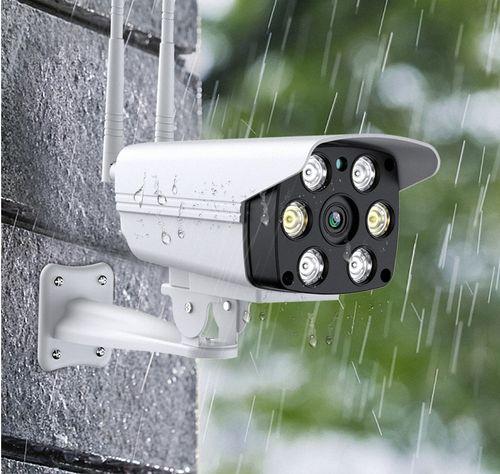 Camera IP Ngoài Trời IP35W200 - 6 Led hồng ngoài quay đêm cực kỳ nét