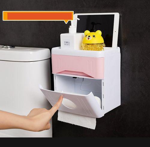 Hộp đựng vật dụng nhà tắm BB123