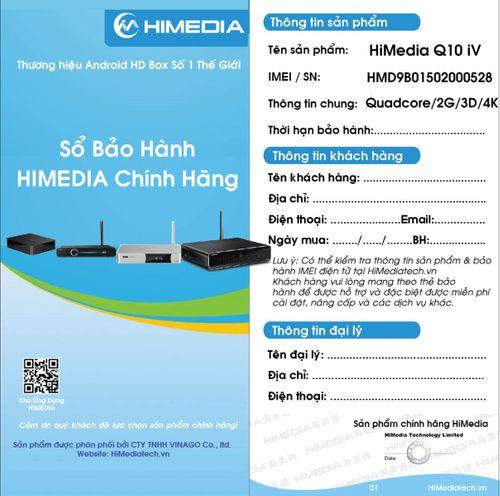Himedia Q5 IV Chính hãng chất lượng cao