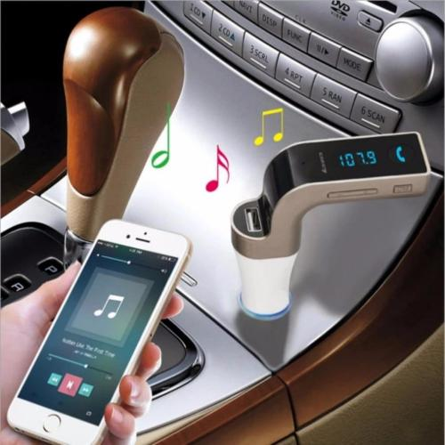 USB Bluetooth Trên Xe Hơi CARG7