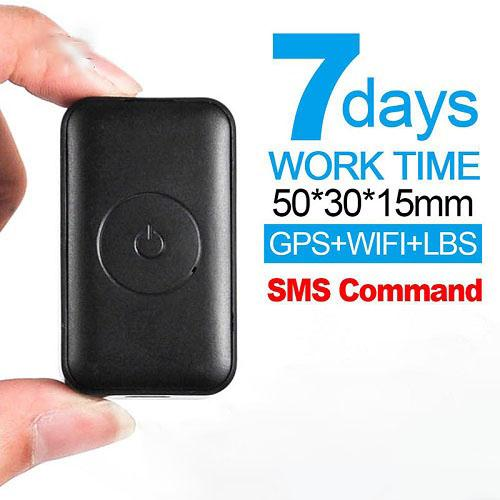 Thiết bị định vị nghe lén từ xa N16S - Sử dụng App 365 GPS