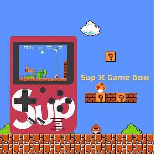 Máy chơi game 4 nút G4 Plus phiên bản 2018 - 400 Game tích hợp