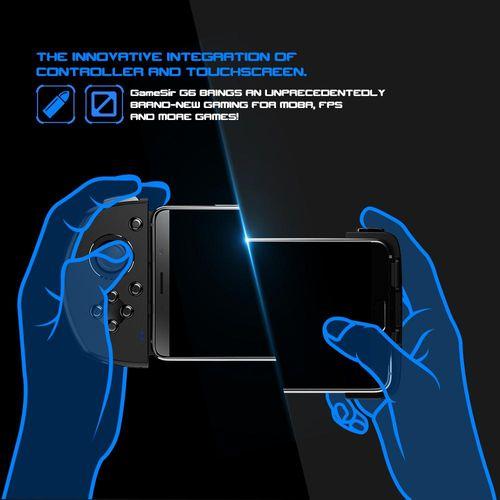 Tay cầm chơi game không dây Gamesir G6 - Loại chơi một bên