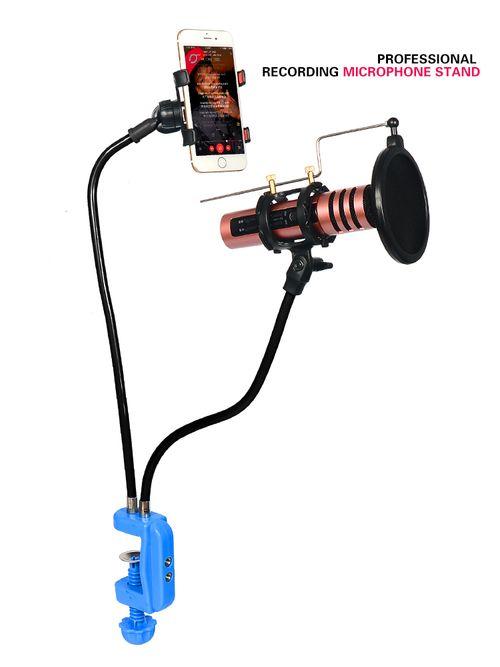 Chân đế kẹp micro, điện thoại, màn lọc BB09
