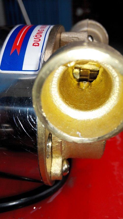 Máy bơm tăng áp cho máy giặt và vòi sen 220V TA9795 Pro - Công suất 90W