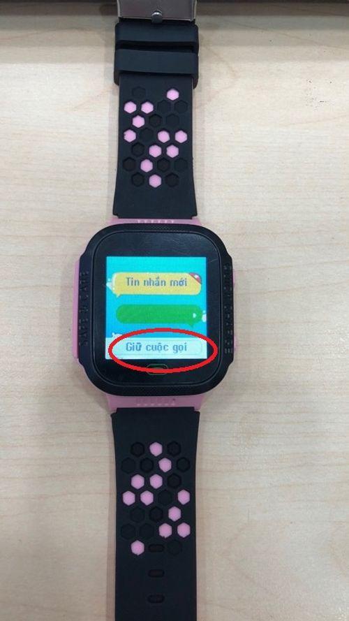 Hướng dẫn sử dụng đồng hồ định vị E5