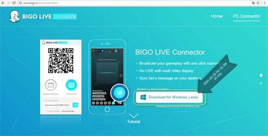 Hướng dẫn Livestream bằng Bigo Live trên máy tính