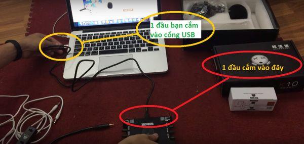 Hướng dẫn cách cài đặt Micro để nói chuyện, livestream hay nhất!