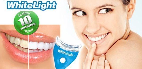 Dụng cụ làm trắng răng White light có tốt không?