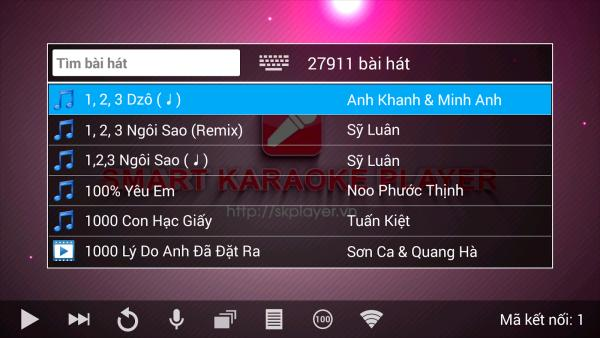 Tổng hợp những ứng dụng hát karaoke tốt nhất trên Android TV