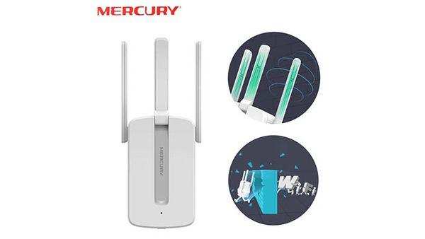 Bộ kích sóng Wifi Mecury 3 râu