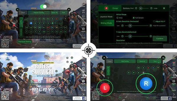 GameSir X1 BattleDock - Công cụ đắc lực để trở thành Master game PUBG