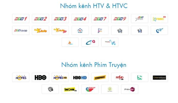 Ứng dụng xem truyền hình miễn phí HTVC giải pháp thay thế hoàn hảo cho HTVonline