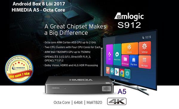 chip amlogic s912