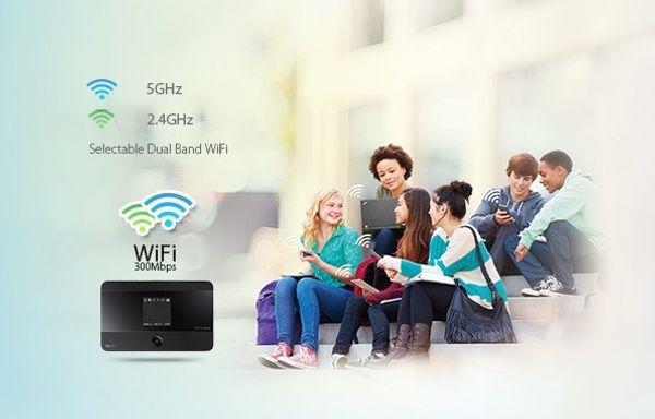 Bộ phát wifi di động - Sự tiện lợi về công nghệ!