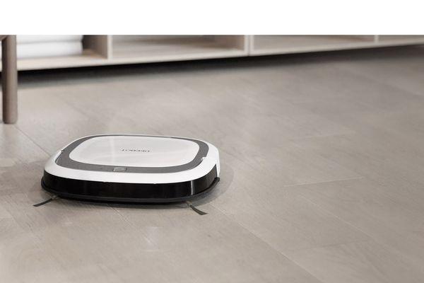 Robot hút bụi lau nhà Ecovacs Deebot Slim2 - 3 in 1