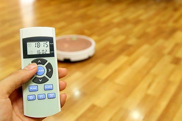 Robot thông minh hút bụi lau nhà tự động ILIFE  V7S