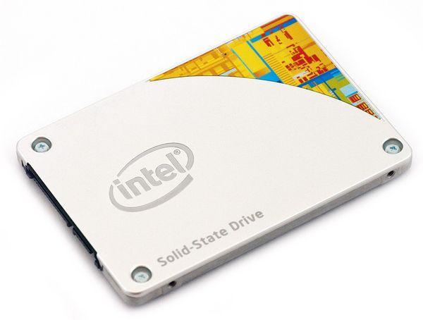 SSD intel 530 - 120Gb / SATA 3 / 6Gb/s