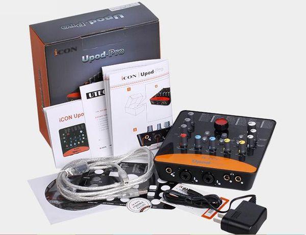 Sound Card Thu Âm Icon Upod Pro - 72 hiệu ứng Effect hát livestream hay nhất