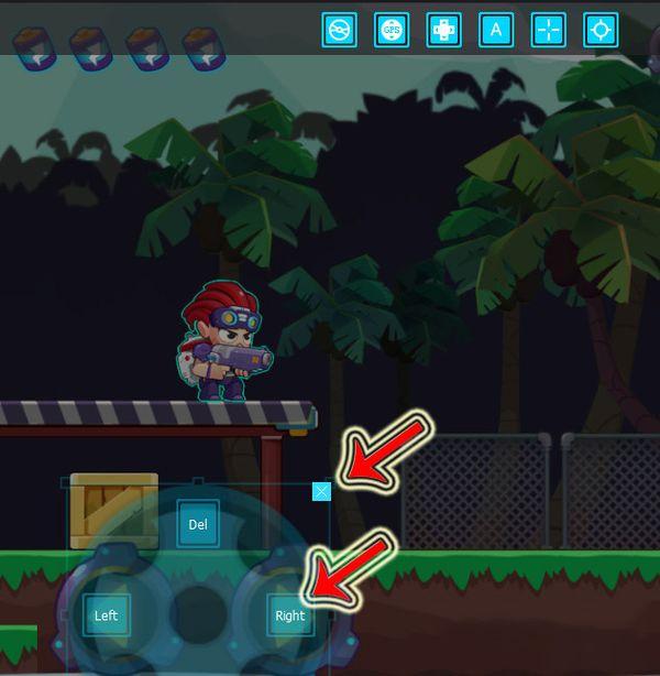 Hướng dẫn thiết lập phím ảo để chơi game MOBA trên giả lập NOX Player