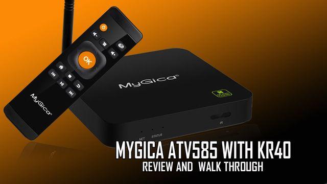 Mygica ATV585