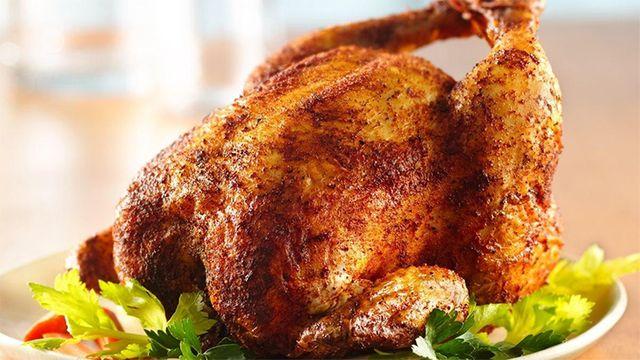 Nên nướng thức ăn ở nhiệt độ và thời gian bao nhiêu?