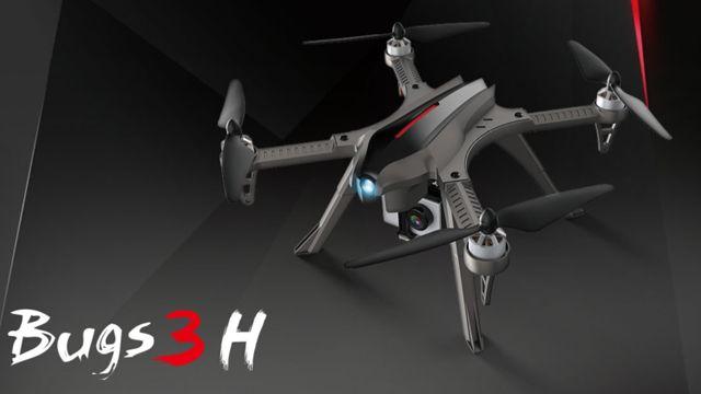 flycam mjx bugs 3H