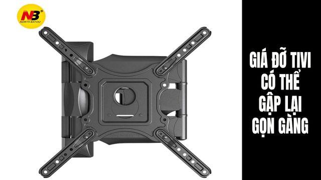 Giá Treo tivi đa năng Xoay P4 NB - DF400  (32 - 52 inch)
