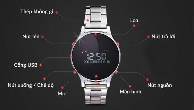 Đồng hồ thông minh J1