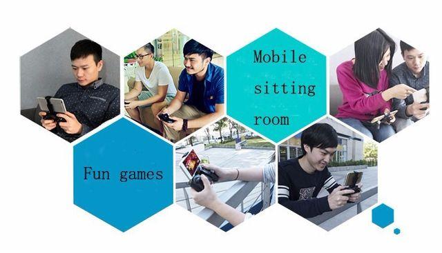 chơi game trên iphone với newgame q1