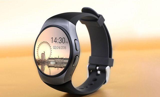 Đánh giá đồng hồ thông minh Kingwear KW18