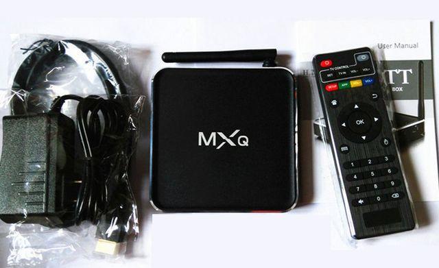 Android Box MXQ