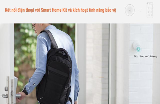Bộ Kit Xiaomi Smart Home-Thiết bị ngôi nhà thông minh