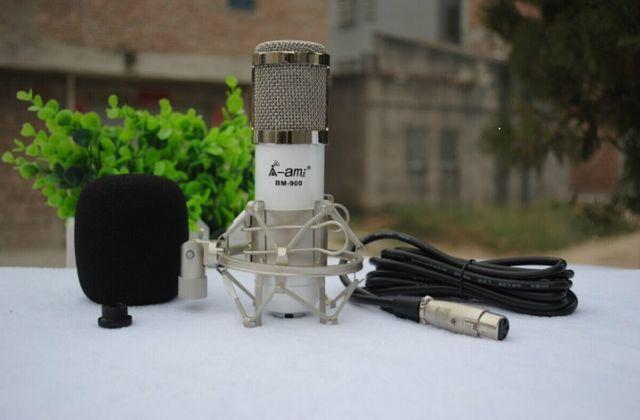 Micro thu âm cao cấp