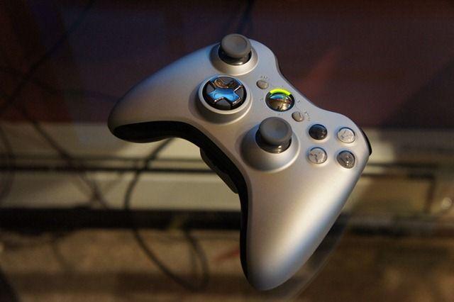 Tay cầm chơi game Xbox 360 không dây