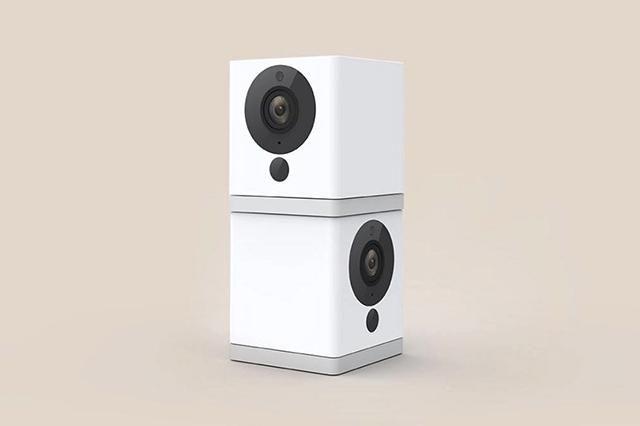 Camera mini Xiaomi Xiaofang IP 1080P Cube Square - Chính hãng BH 12 tháng