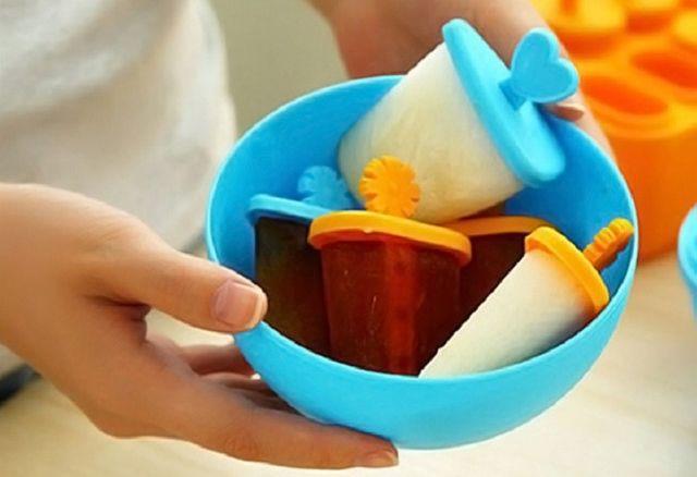 Bộ dụng cụ làm kem que