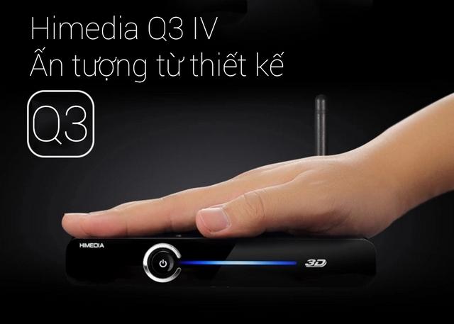 thiết kế của Q3 IV