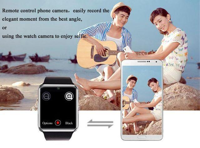 Kết quả hình ảnh cho chụp ảnh cung smartwatch GT08
