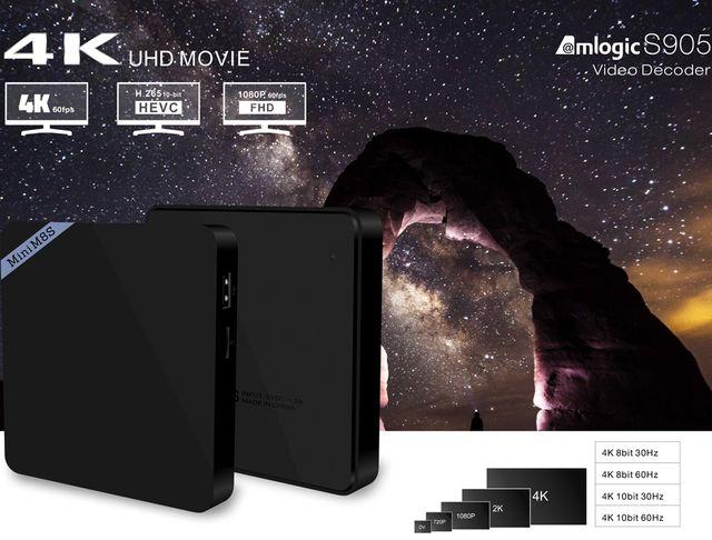 Android TV Box Mini M8S