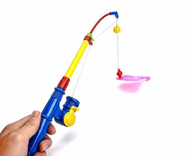 Bộ đồ chơi câu cá 2 cần