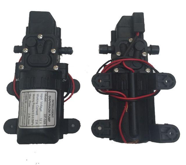 Máy bơm tăng áp lực nước mini 12V TA1755 40W