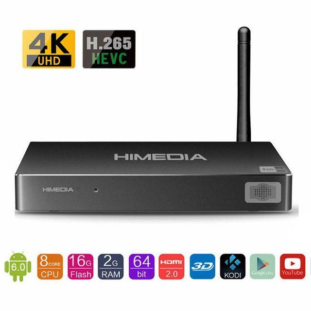 Những Android TV Box cấu hình khủng của thương hiệu HIMEDIA