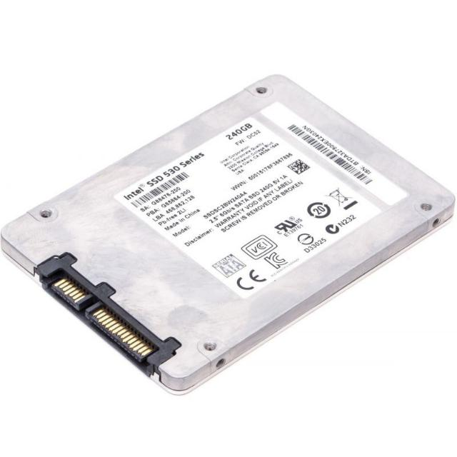 SSD intel 530 - 240GB / SATA 3 / 6Gb/s